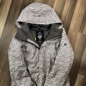 Burton winter coat